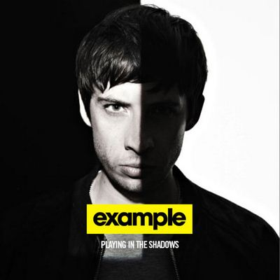 Example Playing In The Shadows album cover