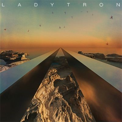 Ladytron Gravity The Seducer album cover