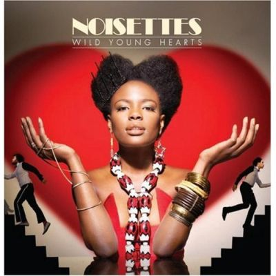 The Noisettes Wild Young Hearts album cover