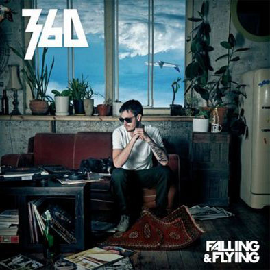 360 Falling & Flying album cover
