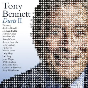Tony Bennett Duets II album cover