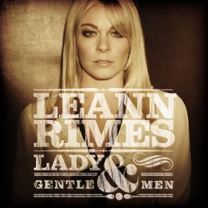LeAnn Rimes Lady & Gentlemen album cover