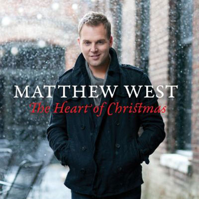 Matthew West The Heart Of Christmas album cover