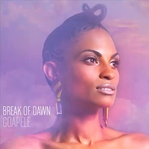 Goapele Break Of Dawn album cover