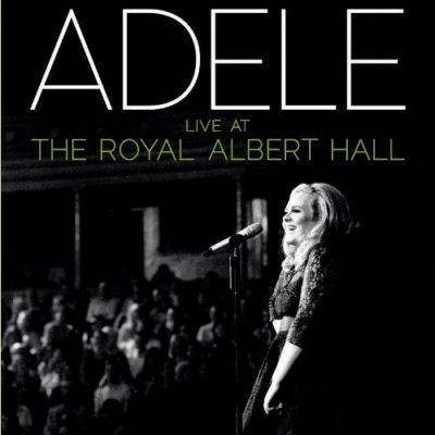 Adele Live At The Royal Albert Hall album cover