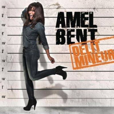Amel Bent Délit Mineur album cover