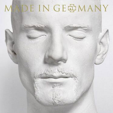 Rammstein Made In Germany 1995–2011 album cover