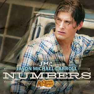 Jason Michael Carroll Numbers album cover