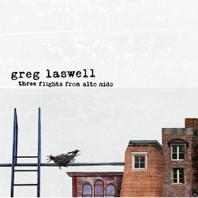 Greg Laswell Three Flights From Alto Nido album cover