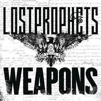 Lostprophets Weapons album cover