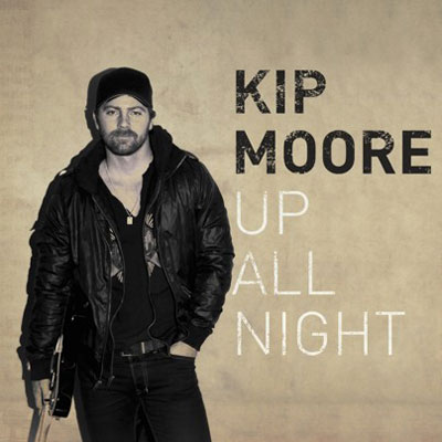Kip Moore Up All Night album cover