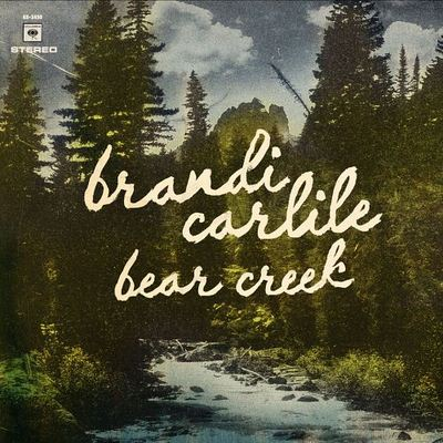 Brandi Carlile Bear Creek album cover