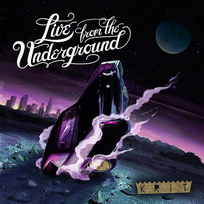 Big K.R.I.T. Live From The Underground album cover