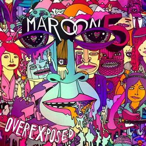 Maroon 5 Overexposed album cover