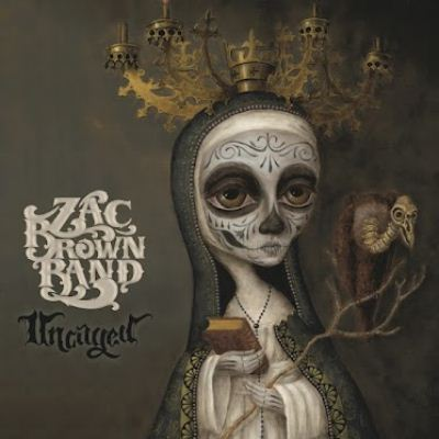 Zac Brown Band Uncaged album cover