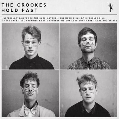 The Crookes Hold Fast album cover