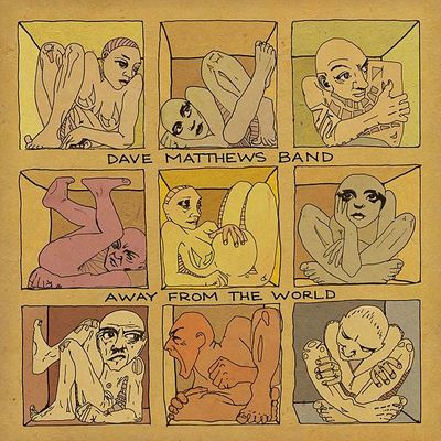 Dave Matthews Band Away From The World album cover