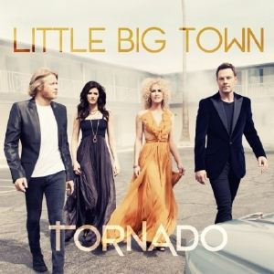 Little Big Town Tornado album cover