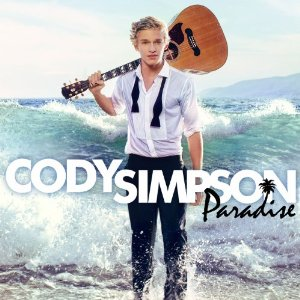 Cody Simpson Paradise album cover