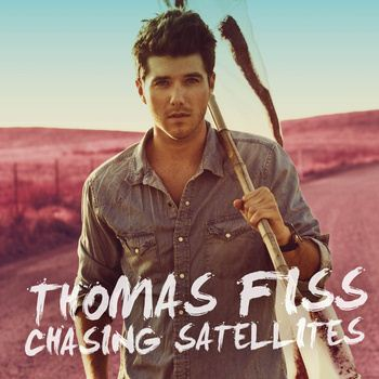 Thomas Fiss Chasing Satellites EP album cover