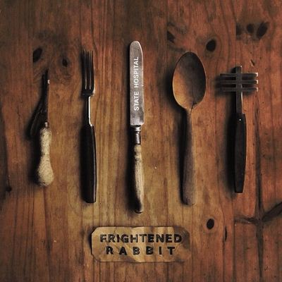 Frightened Rabbit State Hospital EP album cover