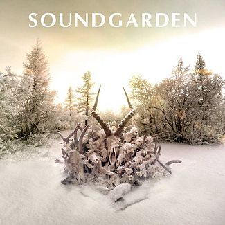 Soundgarden King Animal album cover