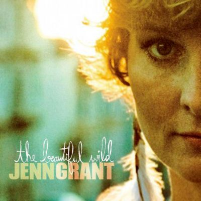 Jenn Grant The Beautiful Wild album cover