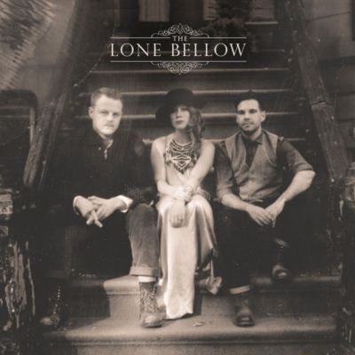 The Lone Bellow The Lone Bellow album cover