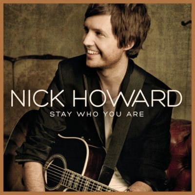 Nick Howard Stay Who You Are album cover