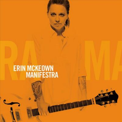 Erin McKeown Manifestra album cover