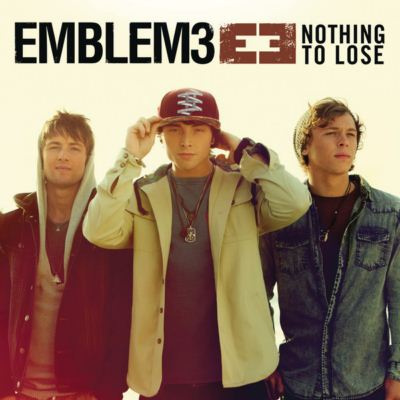 Emblem3 Nothing To Lose album cover