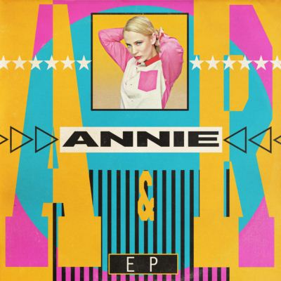 Annie [NO] The A&R EP album cover