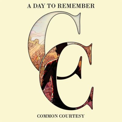 A Day To Remember Common Courtesy album cover