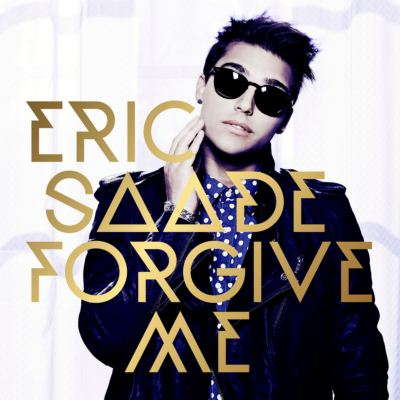 Eric Saade Forgive Me album cover