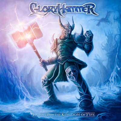 Gloryhammer Tales From The Kingdom Of Fife album cover