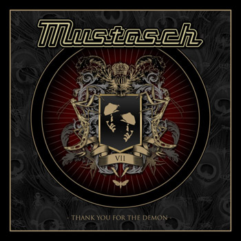 Mustasch Thank You For The Demon album cover