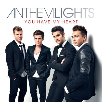 Anthem Lights You Have My Heart album cover
