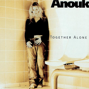 Anouk Together Alone album cover
