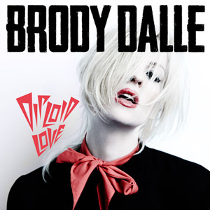 Brody Dalle Diploid Love album cover