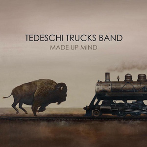 Tedeschi Trucks Band Made Up Mind album cover