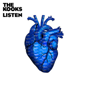 The Kooks Listen album cover