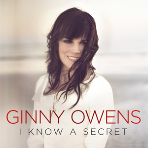 Ginny Owens I Know A Secret album cover