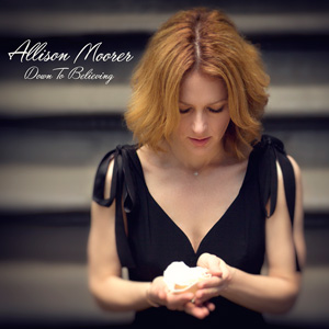 Allison Moorer Down To Believing album cover