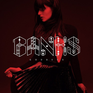 BANKS Goddess album cover
