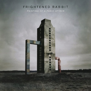 Frightened Rabbit Painting Of A Panic Attack album cover