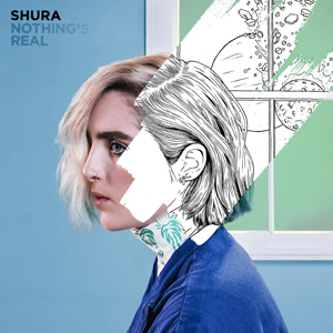 Shura Nothing's Real album cover