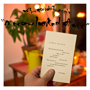 Mount Eerie A Crow Looked At Me album cover