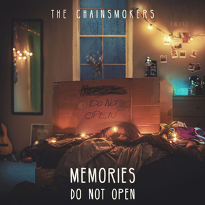 The Chainsmokers Memories...Do Not Open album cover