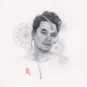 John Mayer The Search For Everything album cover