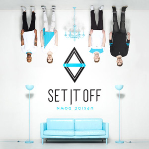 Set It Off Upside Down album cover